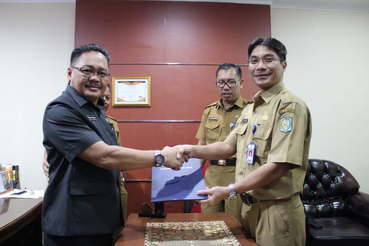 Penandatanganan PKS dengan RSJ Sungai Bangkong